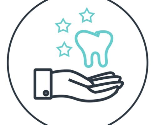Illustration für Erfahrung unserer Zahnärzte am Marienplatz