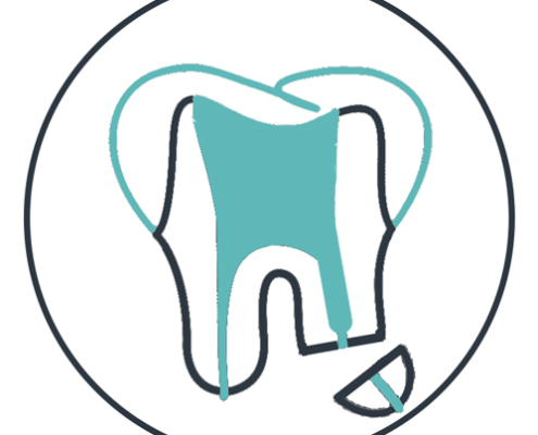 Icon für Zahnchirurgie bei Dr. Hoischen in München