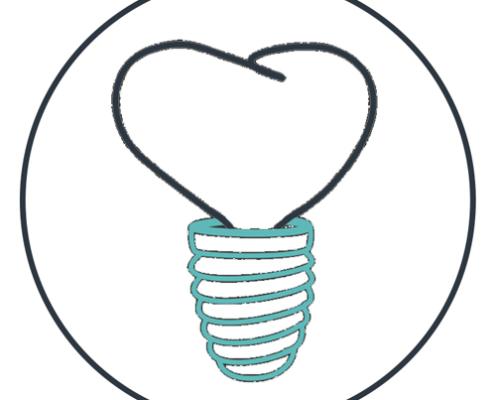 Icon Zahnimplantat der Münchner Zahnaerzte am Marienplatz